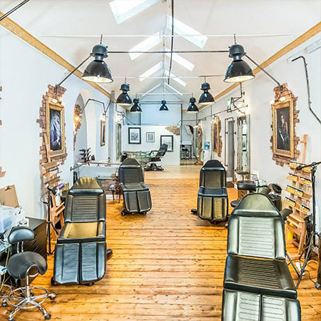 Tattoo Studio Fitout